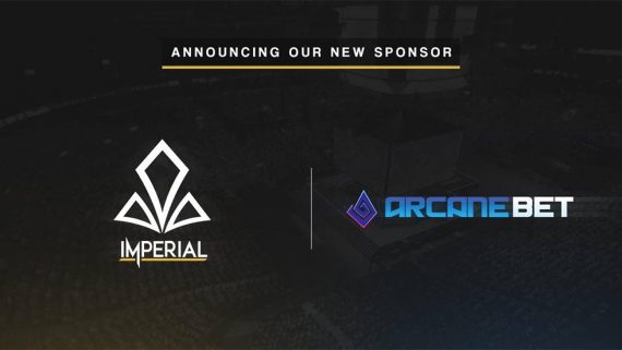 Imperial sponsored by Arcanebet