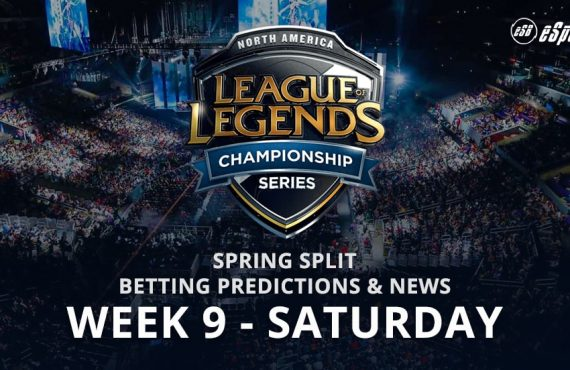 League of Legends North America betting