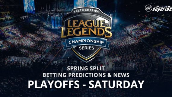 League Of Legends NA Playoffs 2018