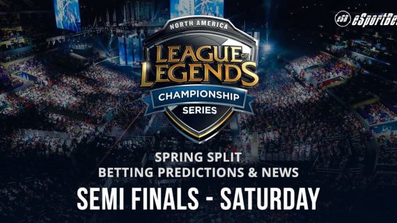 League of Legends Spring Split NA LCS