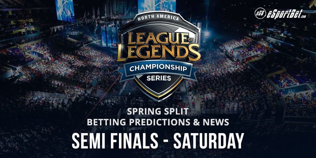 official photos bcb06 7a339 League of Legends Spring Split NA LCS