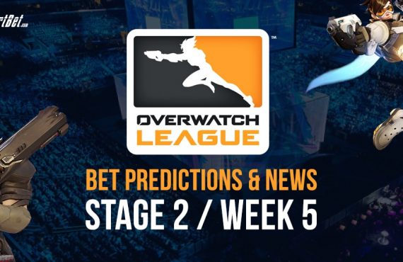 Overwatch Week 5 Wednesday tips