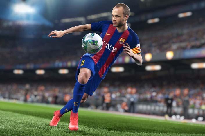 Pro Evolutions Soccer 2018