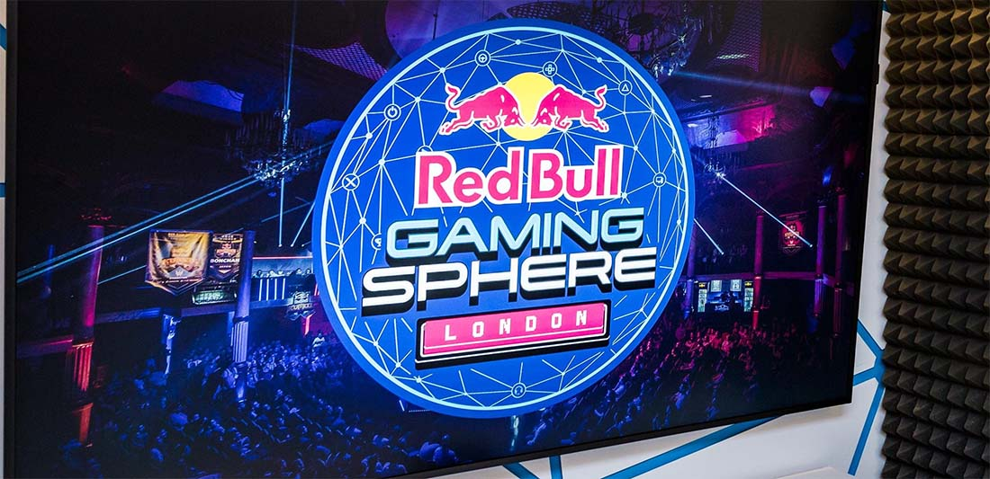 Red Bull Gaming Sphere