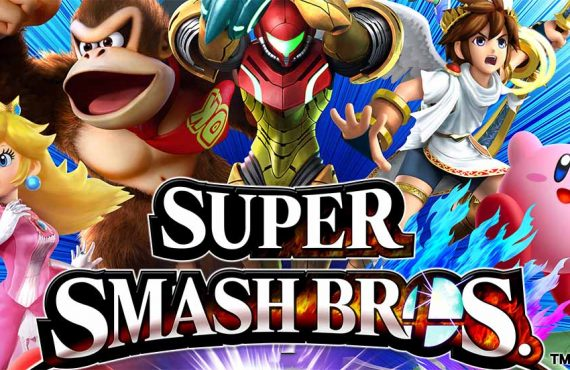 Super SMash Brothers 5 coming int 2018