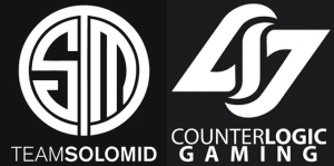 CounterLogic Gaming V Team SoloMid