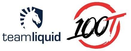 Team Liquid v 100T