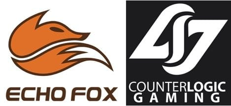 Echo Fox Vs Counter Logic Gaming betting odds