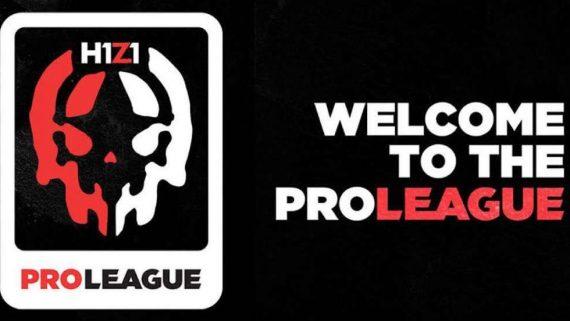 H1Z1 esport league