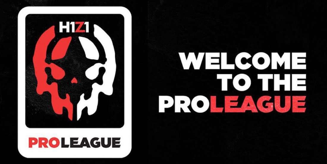 H1Z1 esport league