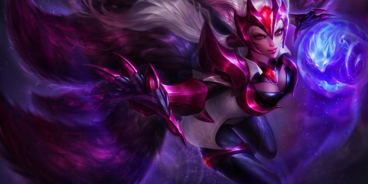 Ahri gets upgrade in patch 8.8 in League of Legends