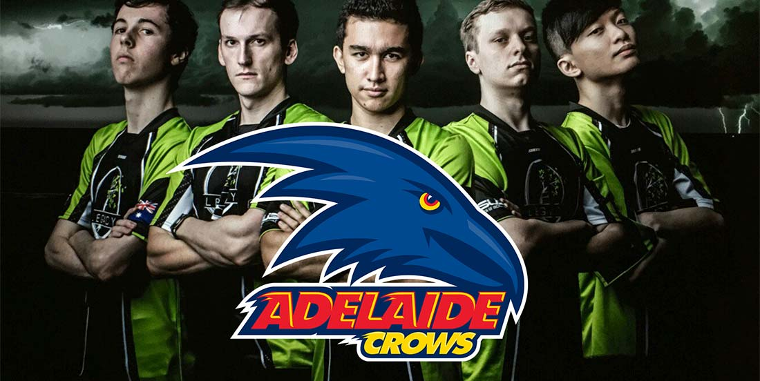Adelaide Crows buy Legacy Esports