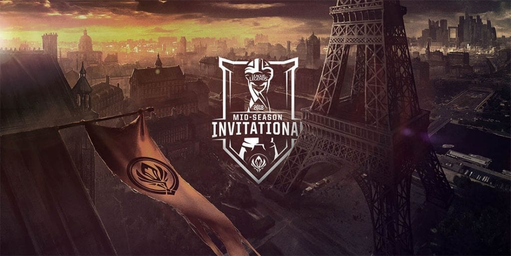 League of Legends Mid Season Invitational