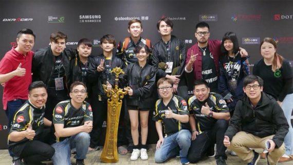 Mineski win Asian Championship Dota 2