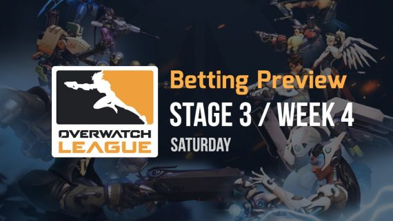 Overwatch League betting guide