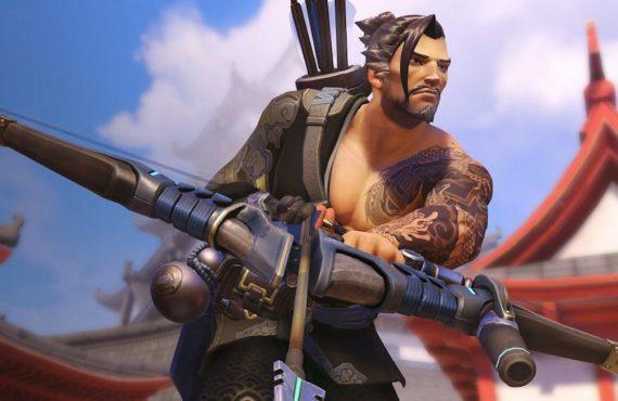 Hanzo, Overwatch sniper character