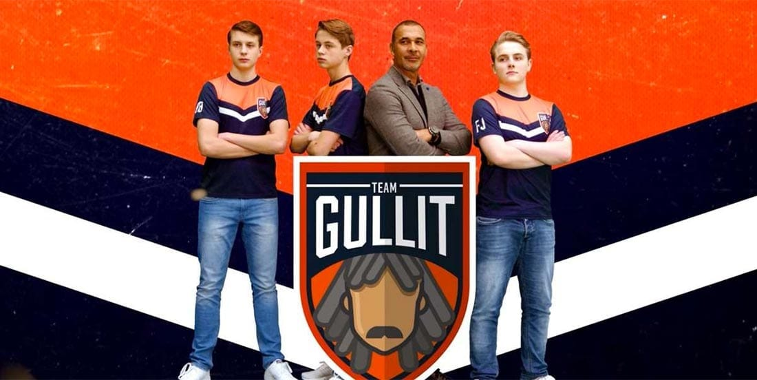 Ruud Gullit FIFA esports team