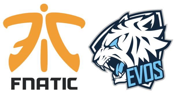 Fnatic vs EVOS Esports