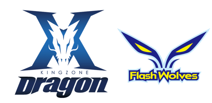 Kingzone DragonX vs Flash Wolves