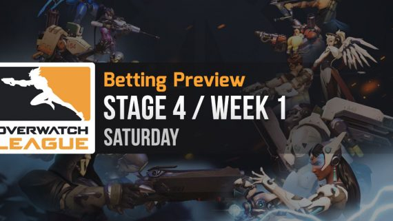 Overwatch Stage 4 Week 1
