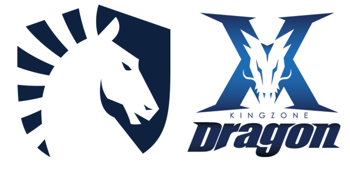 Team Liquid vs Kingzone DragonX