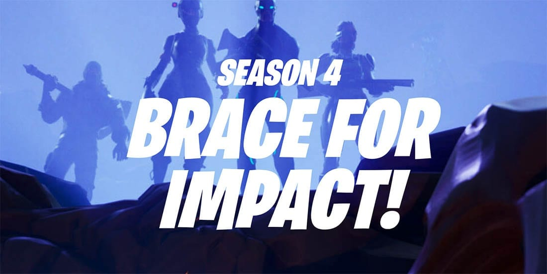 Fortnite Season 4