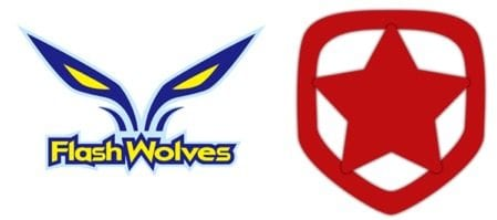 Flash Wolves v Gambit esports betting guide