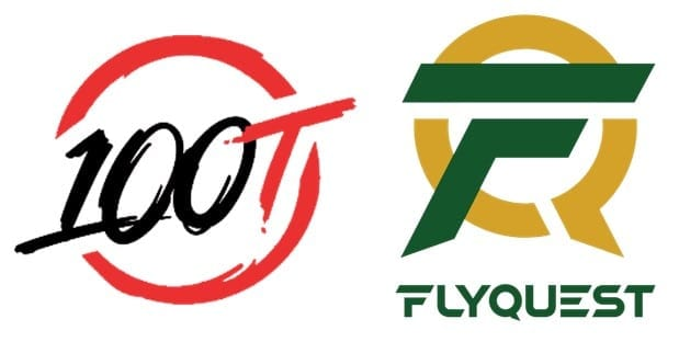 100 Thieves vs FlyQuest