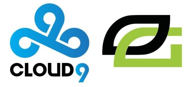 Cloud9 vs Optic Gaming NA LCS