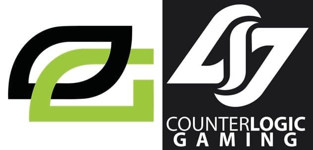 Optic Gaming vs CounterLogic Gaming