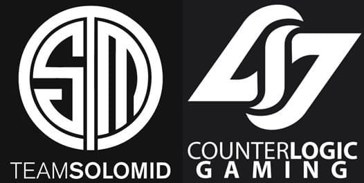 Team SoloMid vs CounterLogic Gaming NA LCS