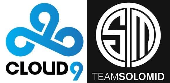 Cloud9 vs Team SoloMid