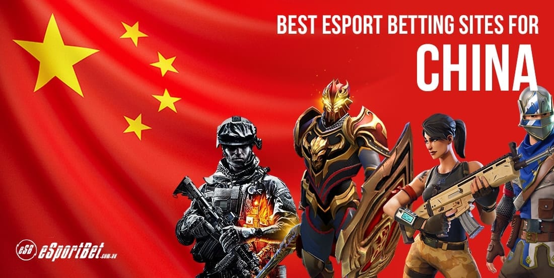 China esports bookmakers