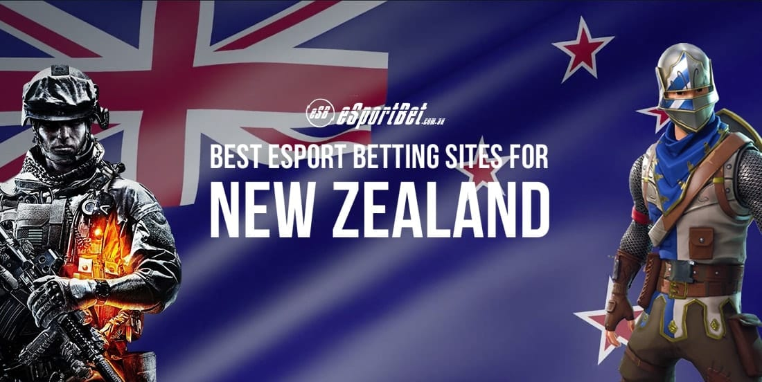 Best eSport Betting New Zealand