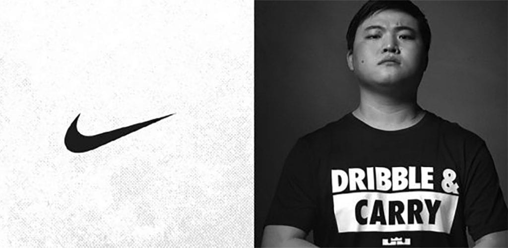 Nike eSport endorsement
