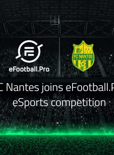 FC Nantes join eFootball.Pro League