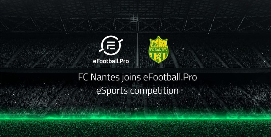 FC Nantes join eFootball.Pro League