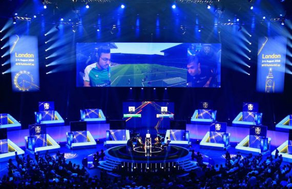 FIFA eWorld Cup esports betting