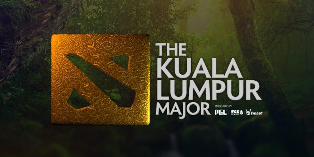 KL Major Dota 2 esports betting