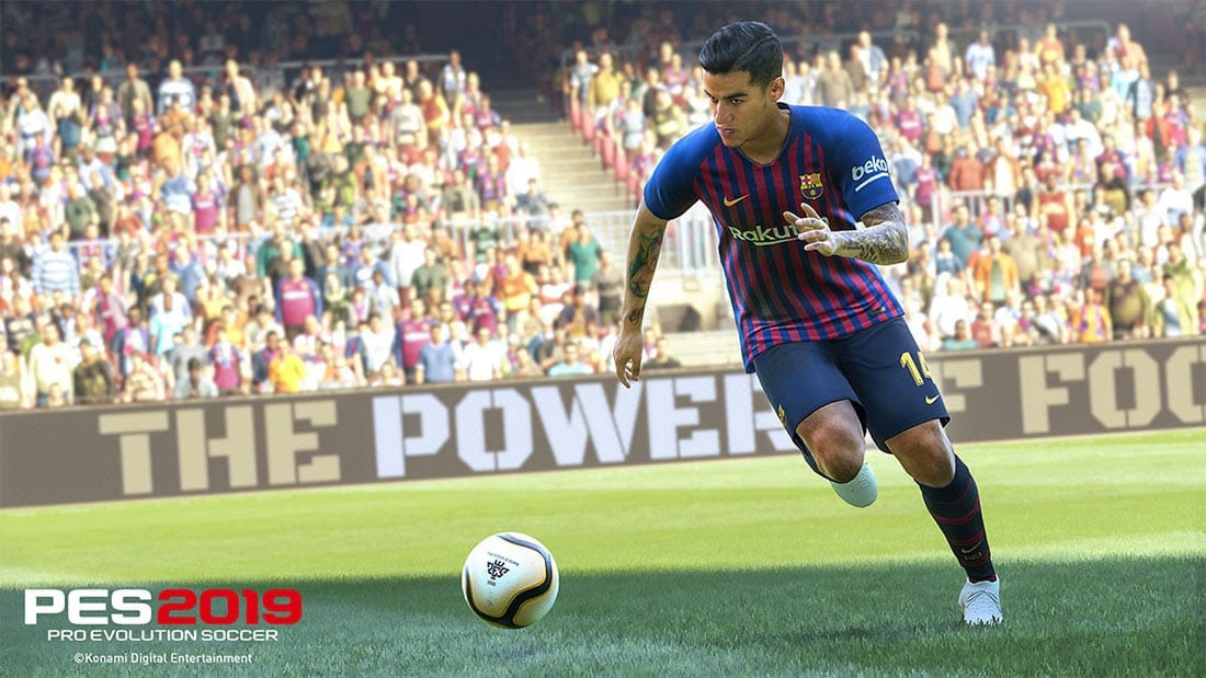 PES 2019 esports betting
