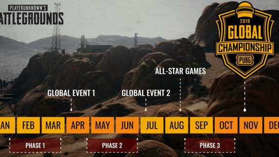 Latest PUBG esports news