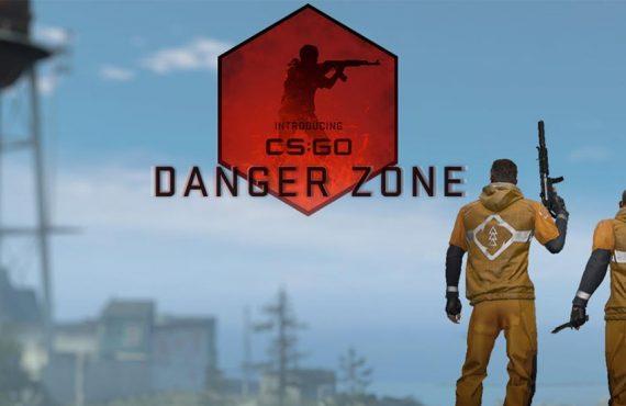 Counter-Strike battle royale