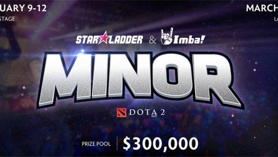 StarLadder Dota 2 esports betting
