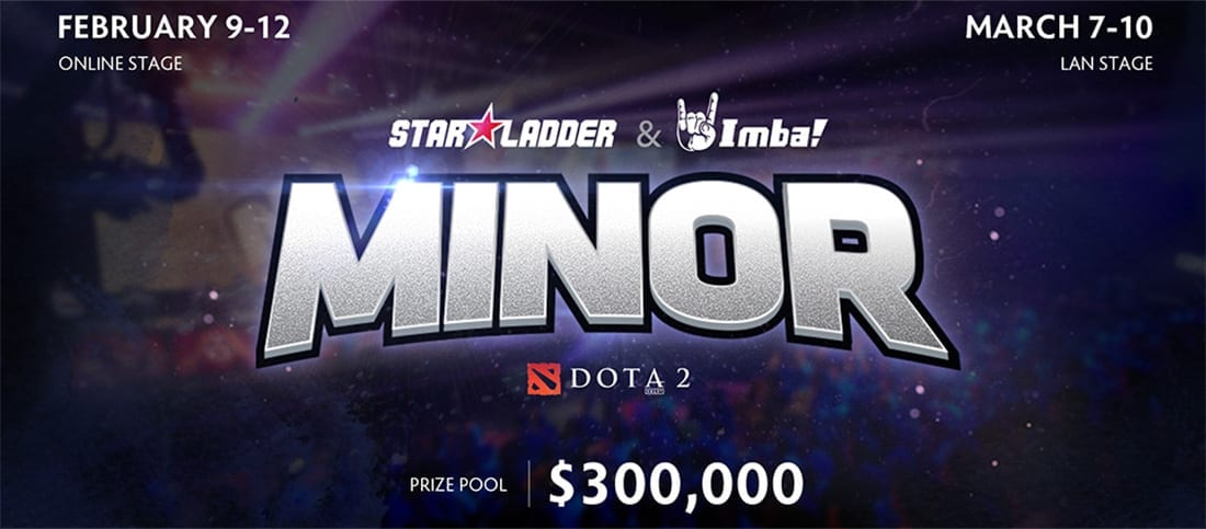 StarLadder Dota 2 esports betting