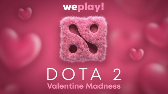 WePlay! Valentine Madness