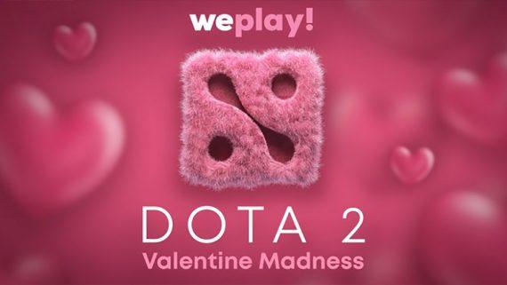 WePlay! Valentine Madness
