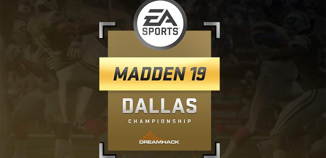 dreamhack madden NFL 19