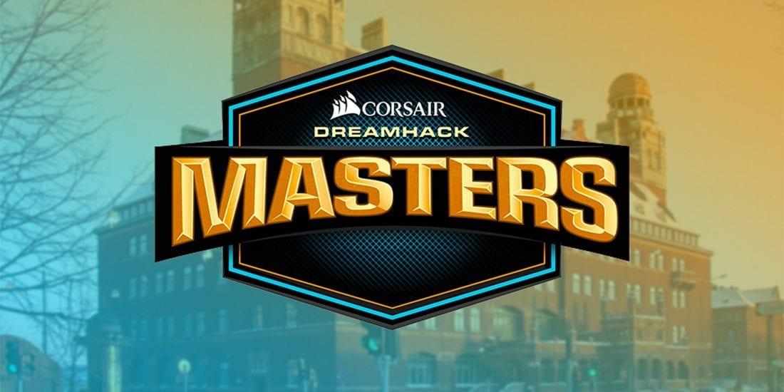 dreamhack masters esports