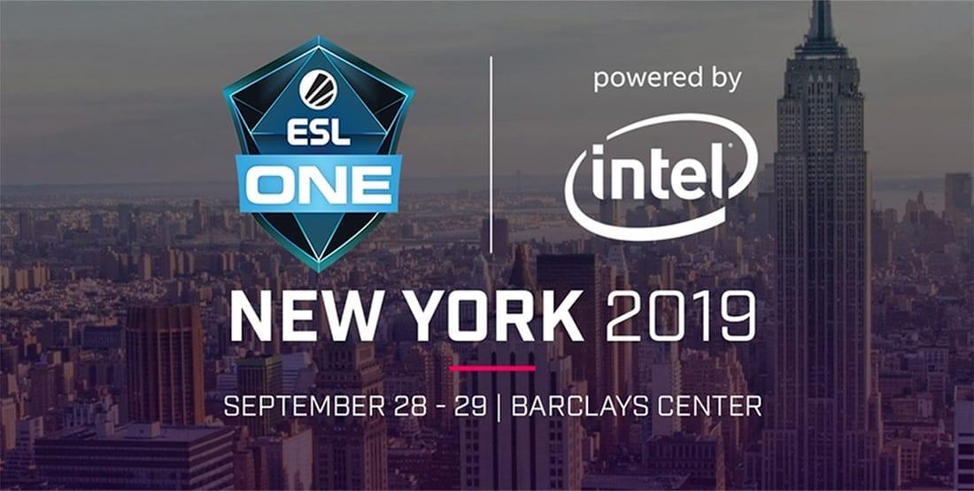 ESL One NY 2019