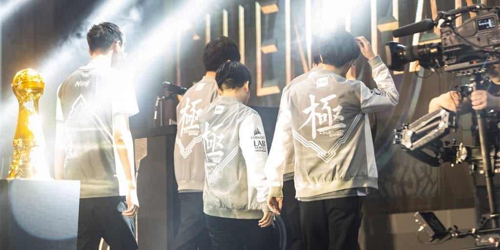Invictus Gaming LoL esports news